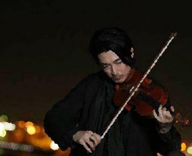 ディーンフジオカがドラマでバイオリン演奏。嘘?ホント?その曲は?