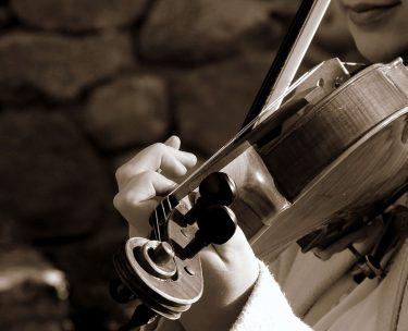 バイオリンでビブラートを綺麗に鳴らすコツ
