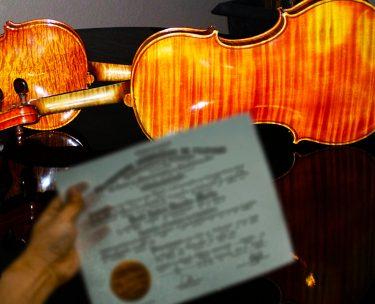 バイオリンの鑑定書の信憑性と必要性の有無まとめ【偽物に注意】