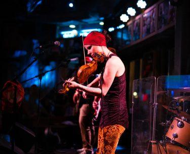 アイリッシュ系のバイオリンで弾けたらカッコイイ曲