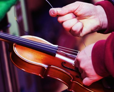 バイオリンの弦の交換時期タイミングや交換リスクについて
