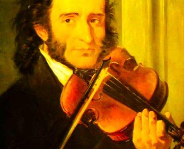 天才ヴァイオリニスト・パガニーニの逸話と彼の生涯