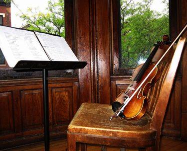 バイオリンの正しいボーイングとは