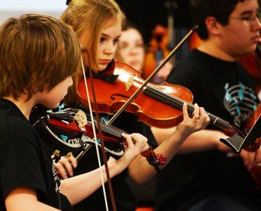 スピッカートを上手に弾くバイオリン演奏法