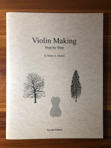書籍紹介「Violin Making Step by Step」書評レビュー