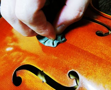 バイオリンの日常的なお手入れ方法解説(セルフメンテナンス)